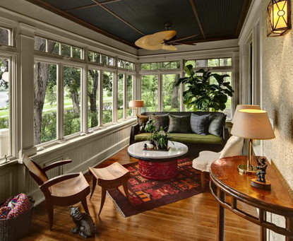 Sunroom Porch Ideas For Any Budget_20
