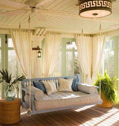 Sunroom Porch Ideas For Any Budget_23