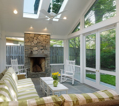 Sunroom Porch Ideas For Any Budget_29