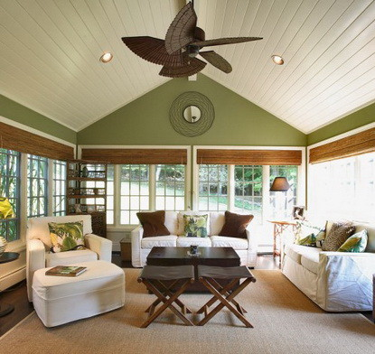 Sunroom Porch Ideas For Any Budget_30