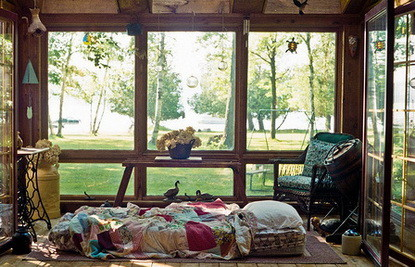 Sunroom Porch Ideas For Any Budget_33