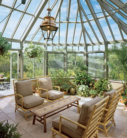 Sunroom Porch Ideas For Any Budget_38