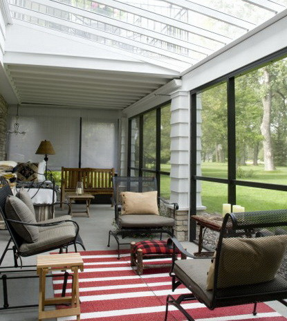 Sunroom Porch Ideas For Any Budget_44
