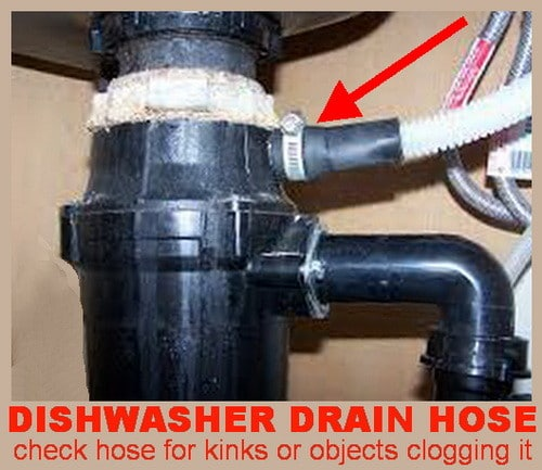 unclog dishwasher | How To Fix A Dishwasher Leaving Food Particles On Dishes ...