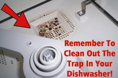 How To Fix A Dishwasher Leaving Food Particles On Dishes