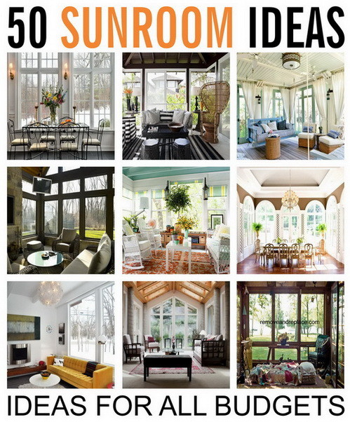 50 sunroom porch ideas for any budget