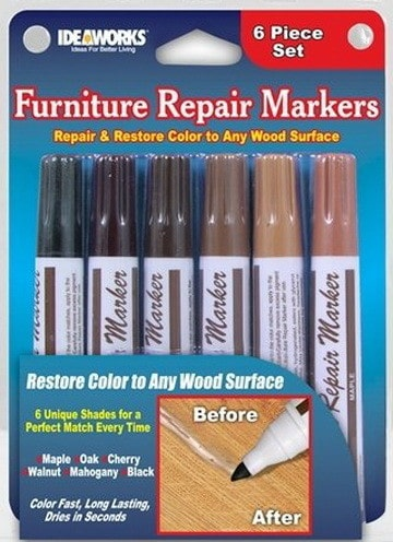 wood stain repair pens