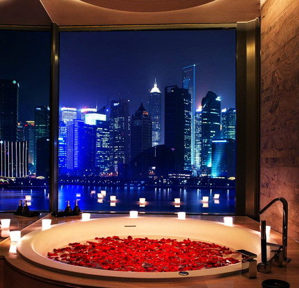 Ultra Luxury Bathrooms With A View_10