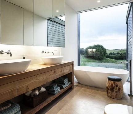 Ultra Luxury Bathrooms With A View_19