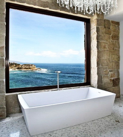 Ultra Luxury Bathrooms With A View_22