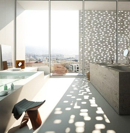Ultra Luxury Bathrooms With A View_23