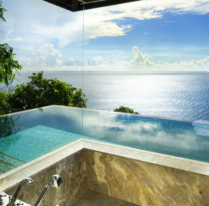Ultra Luxury Bathrooms With A View_28