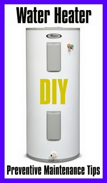 Water Heater Preventive Maintenance Tips How Often To