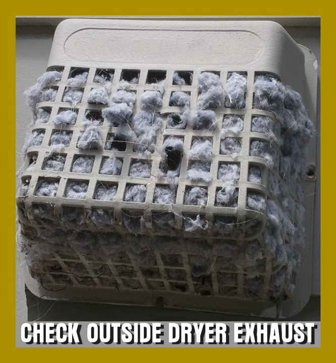 outside dryer exhaust vent