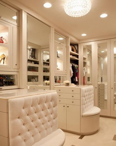 40 amazing walk in closet ideas and organization designs - Walk in closet design ideas plans ...