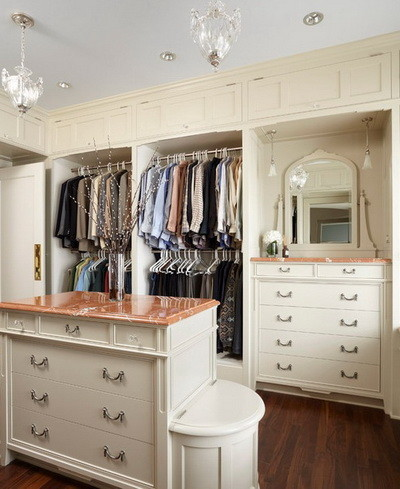 40 Amazing Walk In Closet Ideas And Organization Designs_40