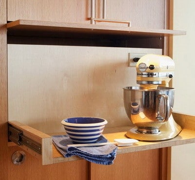 Appliance Storage Ideas For Smaller Kitchens_07