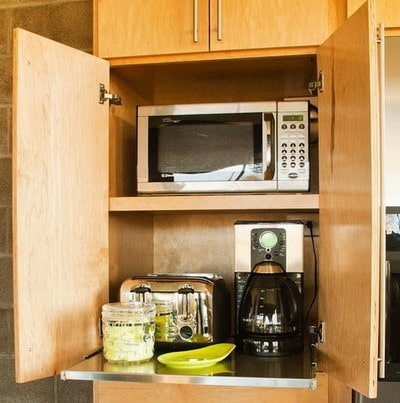 Appliance Storage Ideas For Smaller Kitchens_11