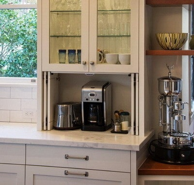 40 Appliance Storage Ideas For Smaller Kitchens on light coffee maker, bar coffee maker, toilet coffee maker, steamer coffee maker, mouse coffee maker, faucet coffee maker, sideboard coffee maker, wood coffee maker, 3 gallon coffee maker, paint coffee maker, executive coffee maker, classroom coffee maker, built in coffee maker, kitchen coffee maker, console coffee maker, construction coffee maker, car coffee maker, table coffee maker, dishwasher coffee maker, corner coffee maker,