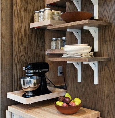 Appliance Storage Ideas For Smaller Kitchens_21