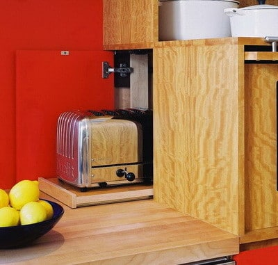 Appliance Storage Ideas For Smaller Kitchens_23