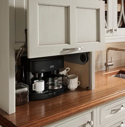 Appliance Storage Ideas For Smaller Kitchens_26