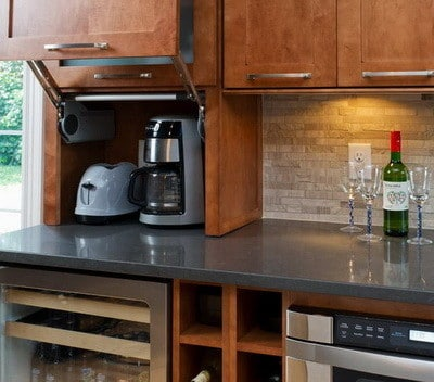 Appliance Storage Ideas For Smaller Kitchens_28