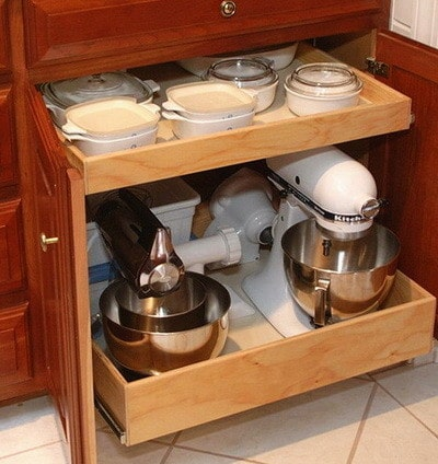 Appliance Storage Ideas For Smaller Kitchens_35