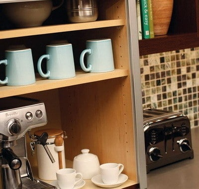 Appliance Storage Ideas For Smaller Kitchens_40