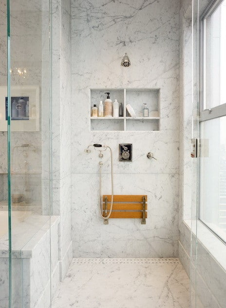 30 Bathroom And Shower Storage Ideas_12