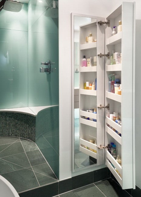30 Bathroom And Shower Storage Ideas_26