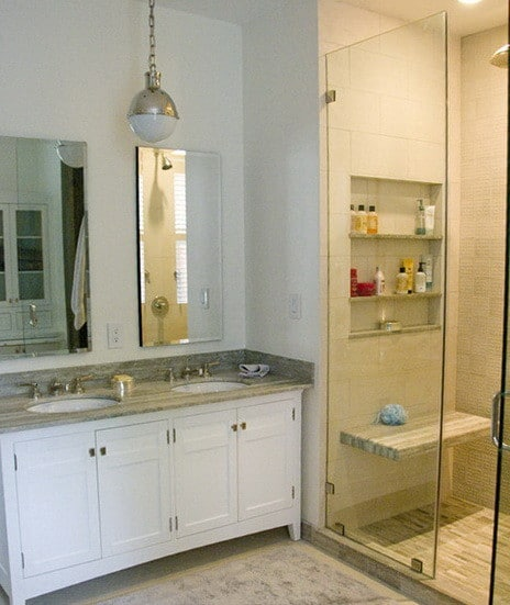 30 Bathroom And Shower Storage Ideas_29