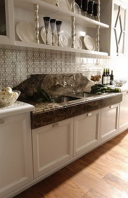 35 Kitchen Countertop Unique Options And Ideas_08