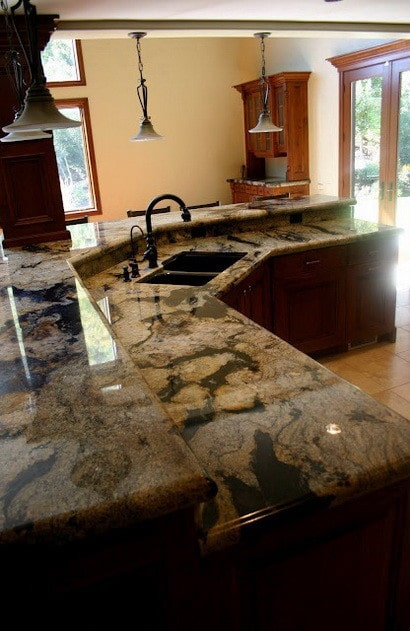 35 Kitchen Countertop Unique Options And Ideas_14