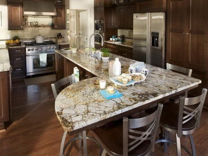35 Kitchen Countertop Unique Options And Ideas_17