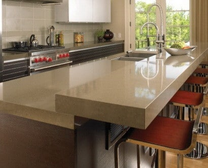 35 Kitchen Countertop Unique Options And Ideas_19