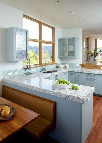 35 Kitchen Countertop Unique Options And Ideas_21