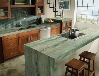 35 Kitchen Countertop Unique Options And Ideas_26