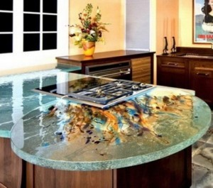 35 Kitchen Countertop Unique Options And Ideas 30