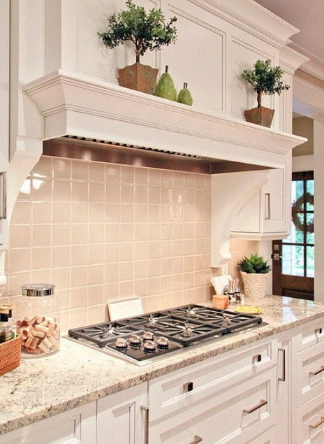Image gallery kitchen hoods ideas for Kitchen ventilation ideas