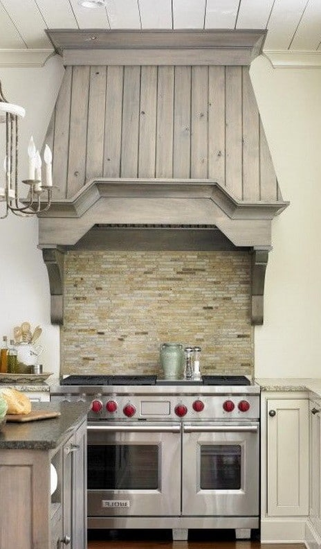 40 Kitchen Vent Range Hood Design Ideas_12