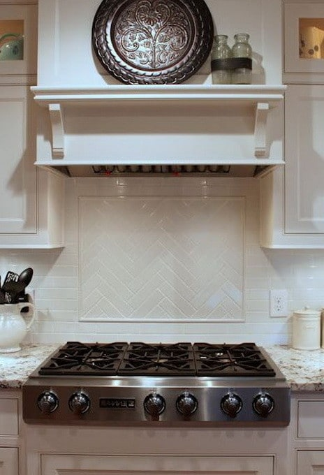 Kitchen Range Hood Design Ideas Part - 24: 40 Kitchen Vent Range Hood Design Ideas_19