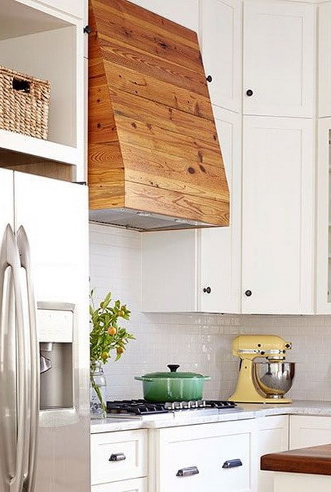 ... 40 Kitchen Vent Range Hood Design Ideas_20 ...