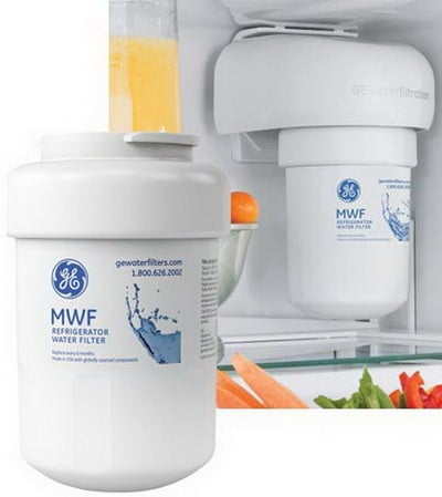 Ge Refrigerator Water Filters How Often Should I Change