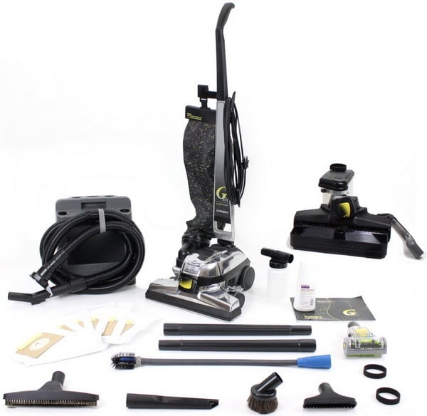 Kirby G6 Vacuum loaded with new GV tools, shampooer, turbo brush, bags