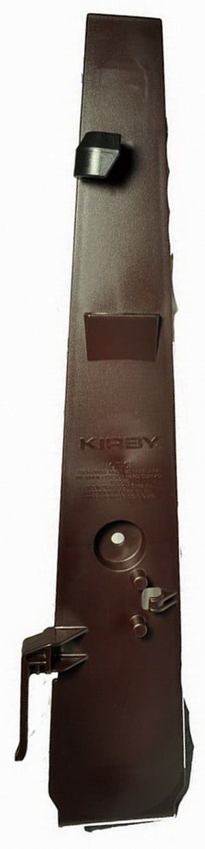 Kirby Generation 5 Rear Cover for Handle Fork color maroon Kirby Generation 3 thru present
