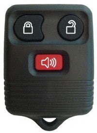 Replacement Keyless Remote Key Fob for Ford and Mazda F150, F250, F350, E350, Ranger, Escape, Explorer