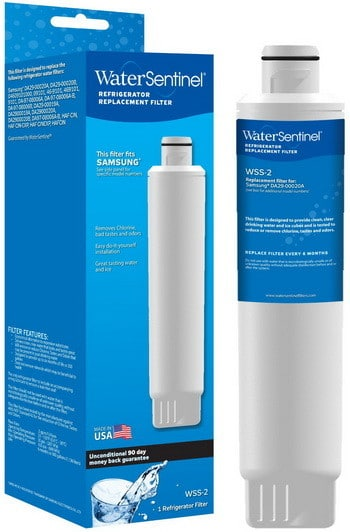 Water Sentinel WSS-2 Refrigerator Replacement Filter