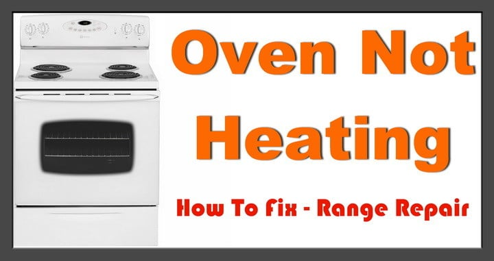 electric oven will not heat Kenmore 790 Electric Range White oven repair electric oven not heating