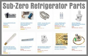 Subzero Refrigerator Parts Removeandreplace Com